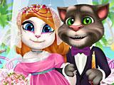 Том и Анжела: экзотический медовый месяц