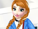 Холодное сердце: Анна готовится в школу