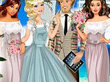 Свадьба Барби в стиле хипстеров
