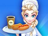Холодное сердце: завтрак в ресторане Эльзы 3