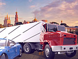 Парковка грузовиков 10