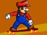Гонки Марио на скейтборде 2