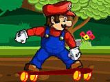 Марио гонки на скейтборде 3