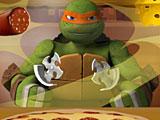 Черепашки ниндзя время пиццы