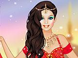Одевалки: Барби арабская модница