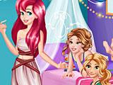 Принцессы Диснея: жизнь Ариэль в большом городе