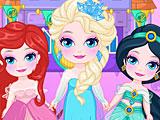 Принцессы Диснея: замок мечты