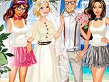 Хипстерская свадьба Барби