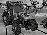 Гонки китайских тракторов 2