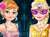 Холодное сердце: Эльза и Анна модели