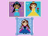 Лего принцессы диснея: мозаика