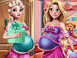 Принцессы Диснея: подарки для беременных