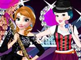 Принцессы Диснея: музыкальный конкурс
