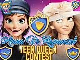 Анна против Рапунцель: конкурс королевы тинейджеров