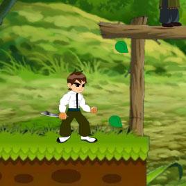Бен 10: приключения в джунглях