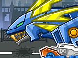 Собрать супер робота зверя
