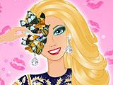 Барби: макияж от кутюр