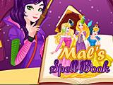 Принцесы Диснея: книга заклинаний Мэл