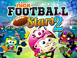 Звезды футбола никелодеон 2