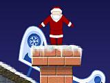 Путь Деда Мороза через дымоход