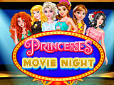Принцессы Диснея: ночь кино