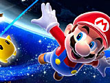 Супер Марио ищет Хэллоуин тыквы