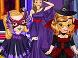 София и Эмбер: Хэллоуин