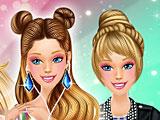 Барби: голографическая одежда