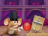 Мышка с шариками