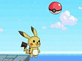 Покемон прыжки