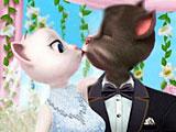 Том и Анжела: свадьба мечты