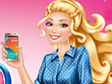 Барби новый смартфон