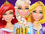 Стань принцессой Дисней