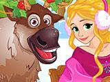Принцессы Диснея зима в Эренделле