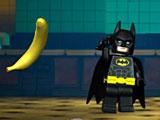 Лего Бэтмен готовит фруктовый смузи