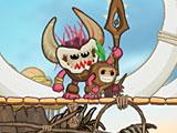 Моана атака пиратов