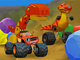 Вспыш скорость в долине динозавров