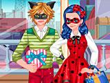 Свидание Леди Баг и Супер Кота