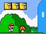 Марио пасхальный мир