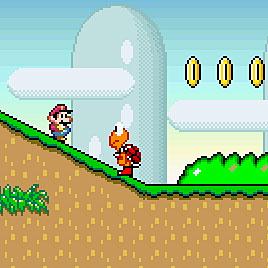 Нинтендо: новые приключения Марио
