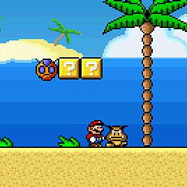 Марио и Луиджи: приключения в королевстве Кола