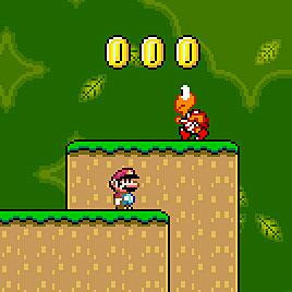 Очень Мир Супер Марио