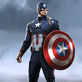 Марвел: Капитан Америка у доктора