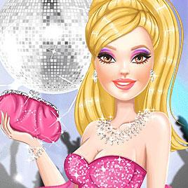 Барби выпускной стиль