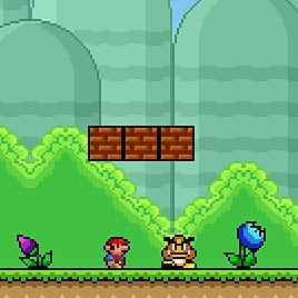 Братья Супер Марио: ранние годы