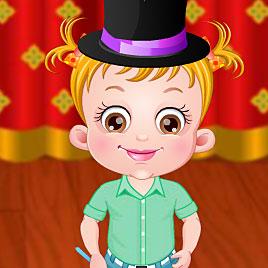 Малышка Хейзел шоу магии