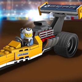 Лего мой город 2 монстр прыжки 2