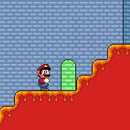 Марио сказка Элементии