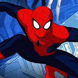 Человек паук: железный паук