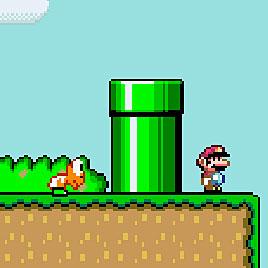 Супер Марио мир